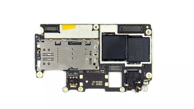 OPPO R7 R7t/移动4G 拆卸分解图