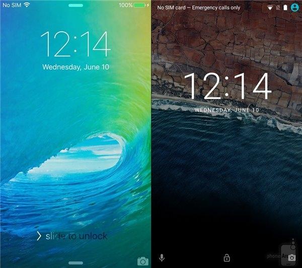 Android M与iOS 9上手评测对比:就差虚拟键了的照片 - 6