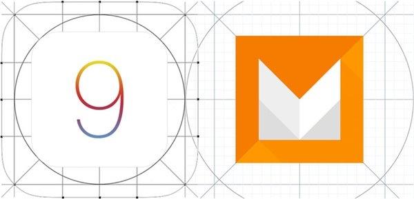 Android M与iOS 9上手评测对比:就差虚拟键了的照片 - 2