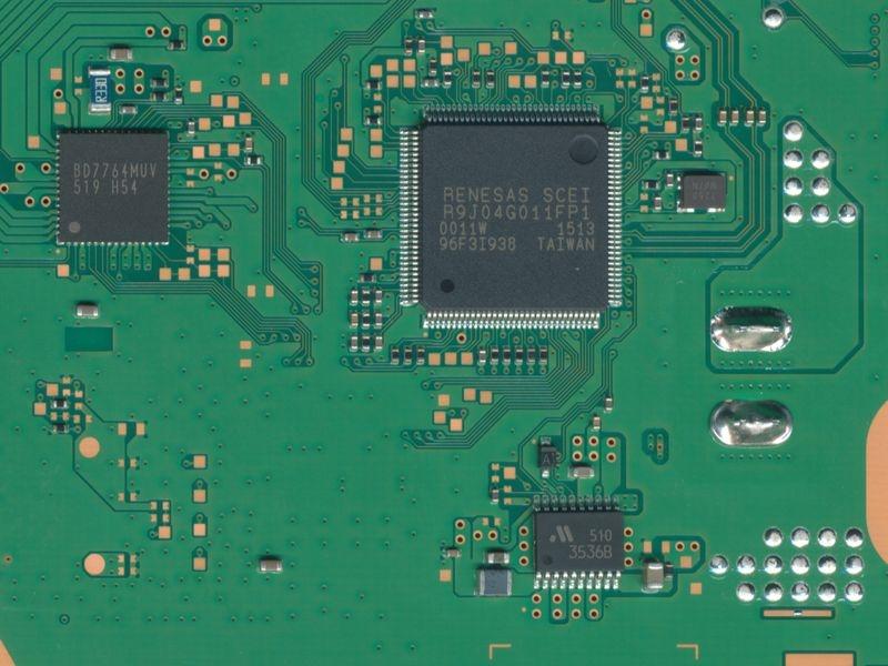 光驱控制芯片和马达驱动芯片