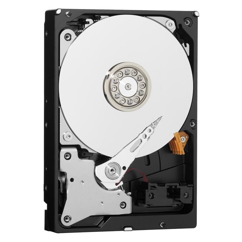 WD西数4TB蓝盘SSHD混合硬盘全方位评测的照片 - 35