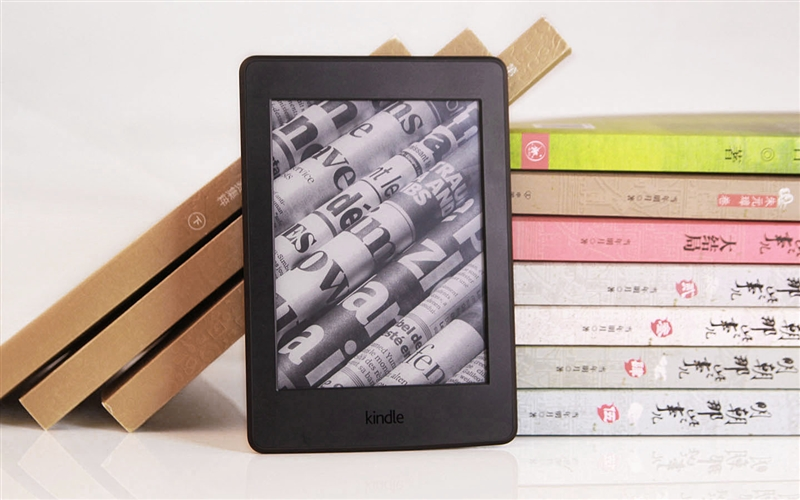 最强6寸电子书!Kindle Paperwhite 3评测的照片 - 1