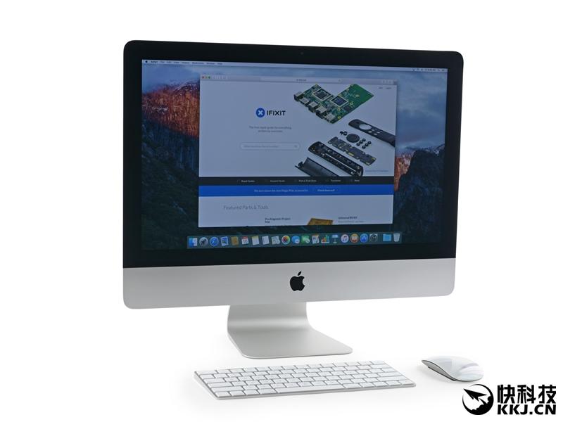 4K iMac完全拆解:屏幕逆天 坏了哭瞎!