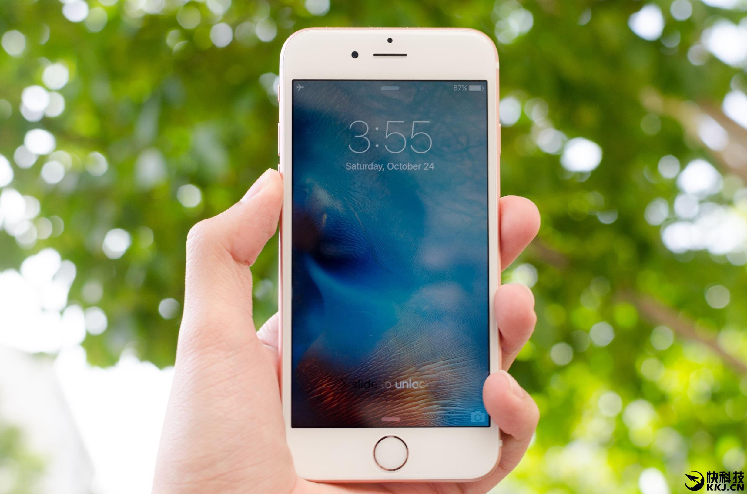 苹果6s的电池续航能力如何