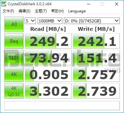 这读写 真彪悍!希捷企业级NAS 8TB硬盘实测