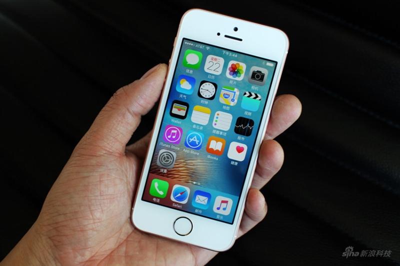 苹果4寸iPhone SE评测体验