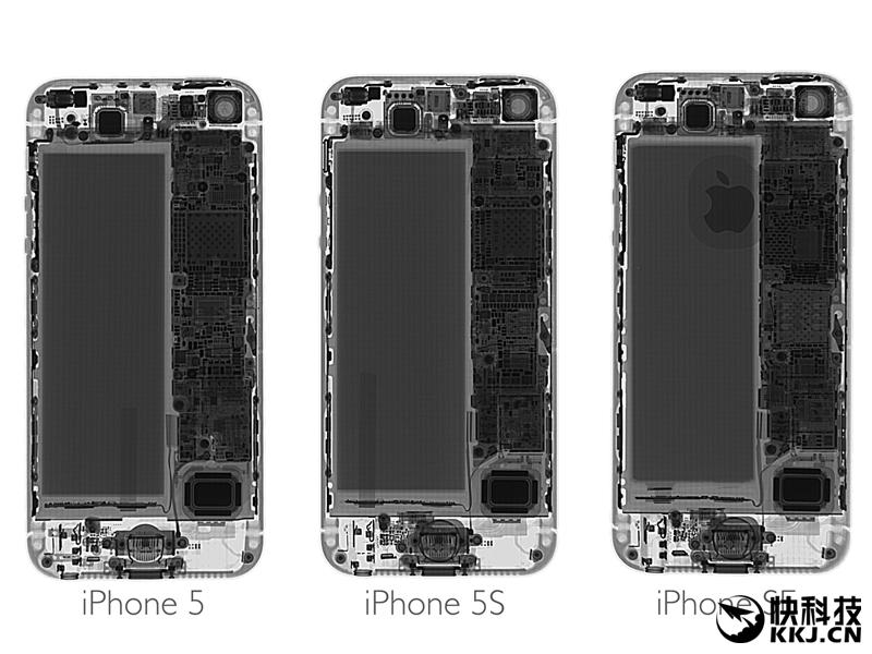 5S翻新很容易!iPhone SE真机拆解:苹果太会偷懒