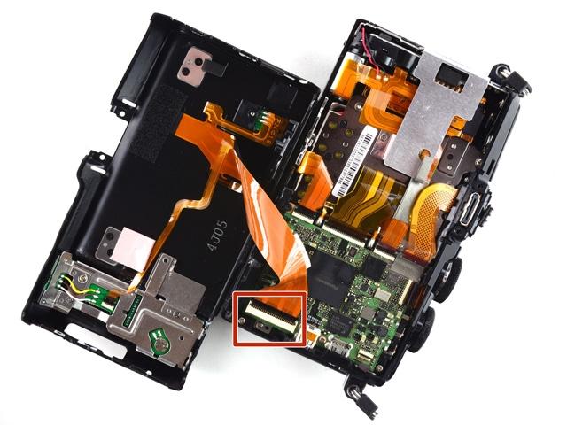 超高集成度:奥林巴斯PEN E-PL7彻底拆解