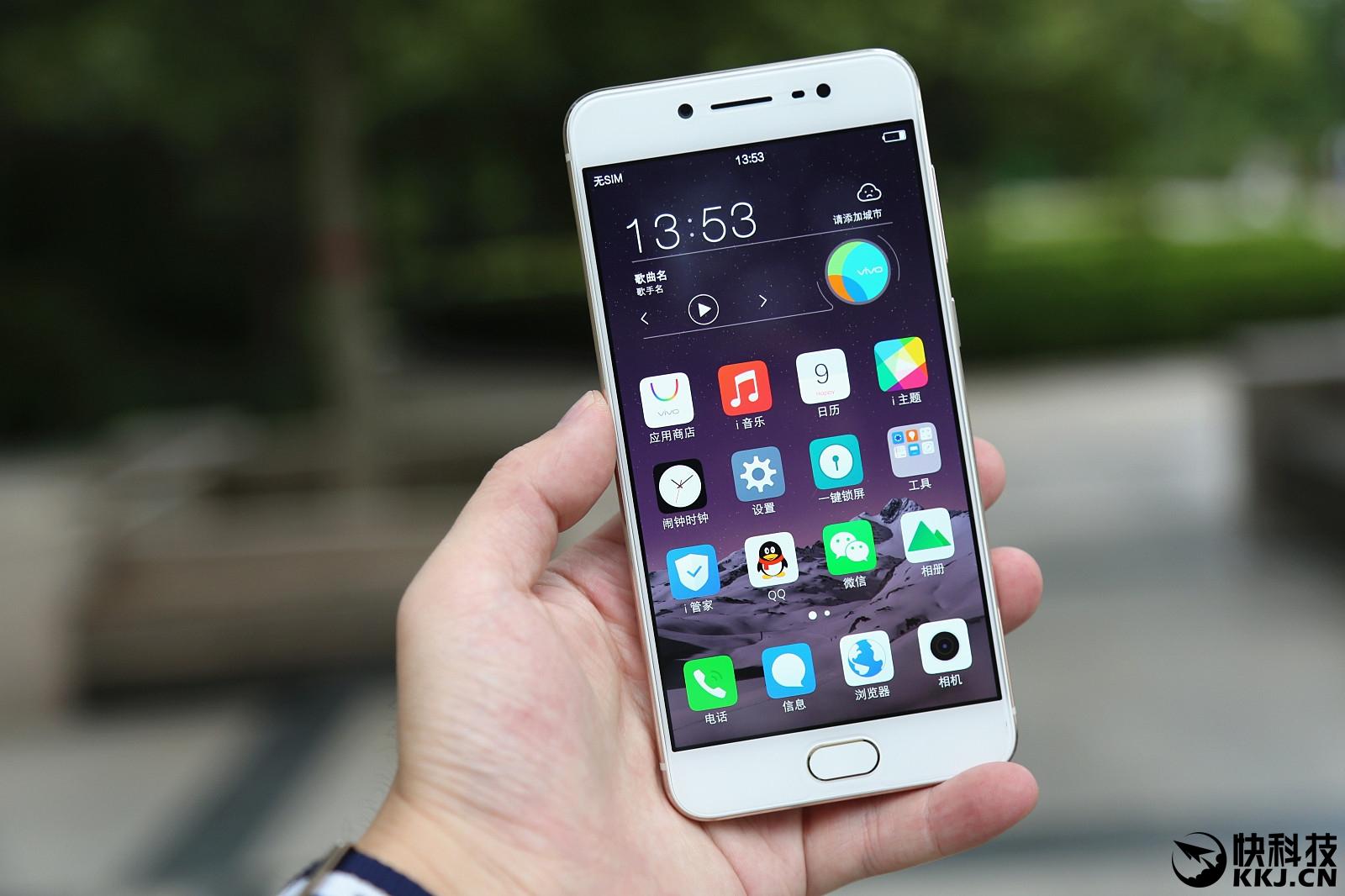 最火国产智能手机vivo x7深度评测:2498元