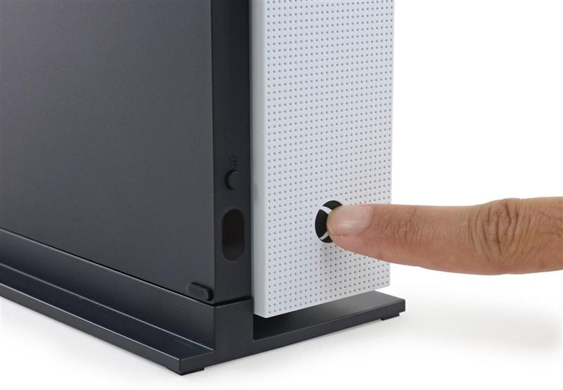 Xbox One S彻底拆解:硬盘设计无语