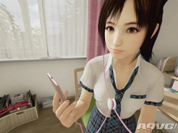 VR绅士游戏《夏日课堂》:为剑道美女做家教