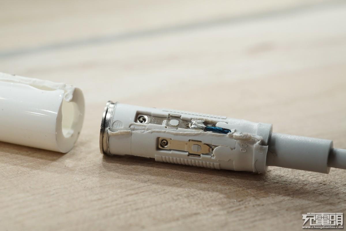 苹果7的耳机拆解步骤图
