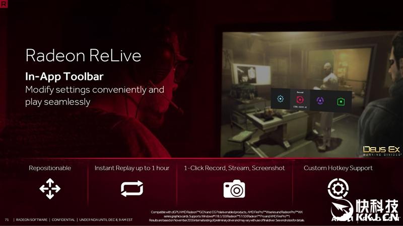 赶快升级!AMD显卡年度驱动Crimson ReLive评测