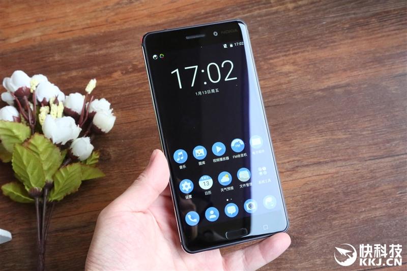 正宗诺记血液 诺基亚首款安卓7.0手机Nokia 6深度评测