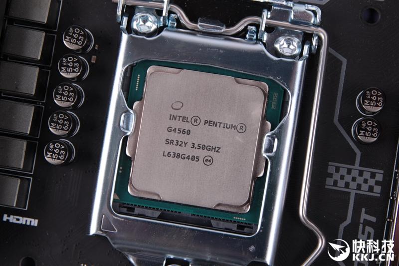 Intel奔腾G4560处理器评测:支持超线程后 居然干倒了i5