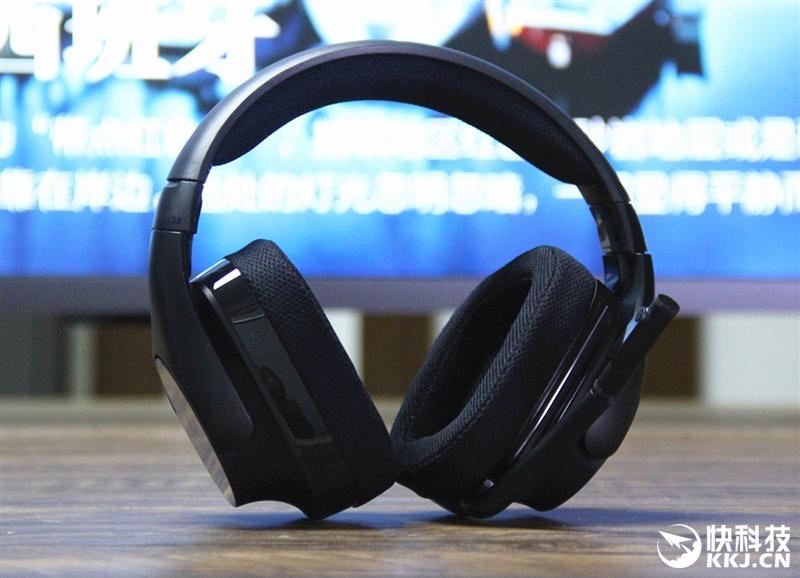15小时续航无可匹敌!罗技G533无线游戏耳机评测