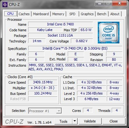 Kaby Lake i3-7350K详尽评测:堪比一代神U i7-2600K!