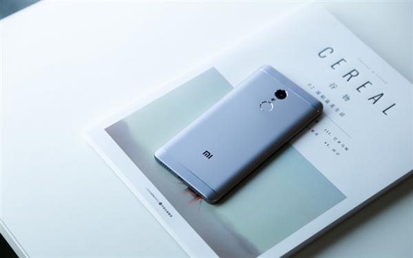 999元!红米Note 4X真机图赏:质感不俗