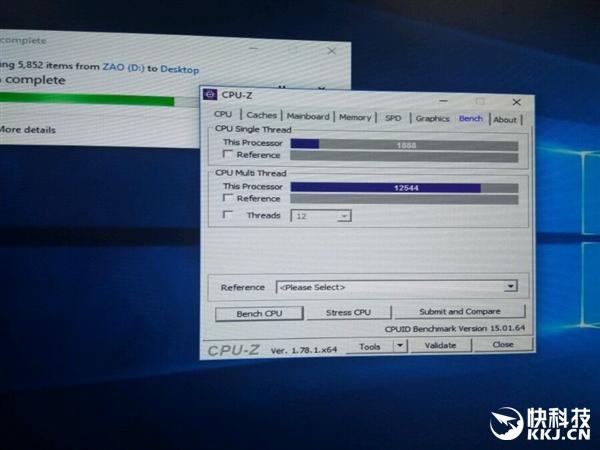 AMD 6核12线程Ryzen惊喜曝光:性能彪悍