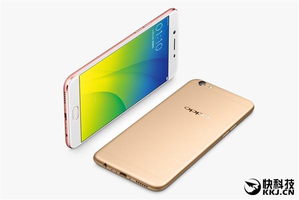 OPPO R9s一月狂卖300万部:创中国手机之最