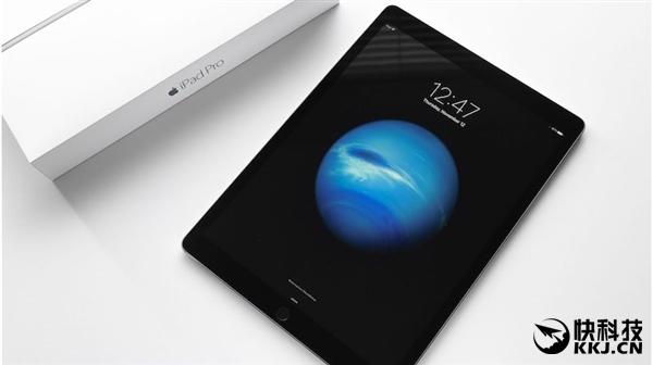 外形激进!10.5英寸iPad Pro屏幕曝光:分辨率2224×1668