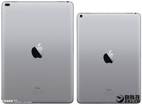 带感!新一代iPad Pro曝光:后置双摄像头没跑