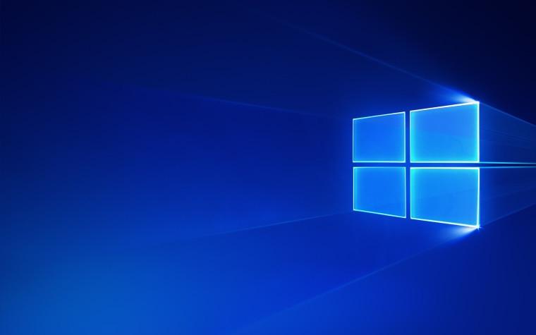 windows 10新版默认壁纸:更简约了!图片