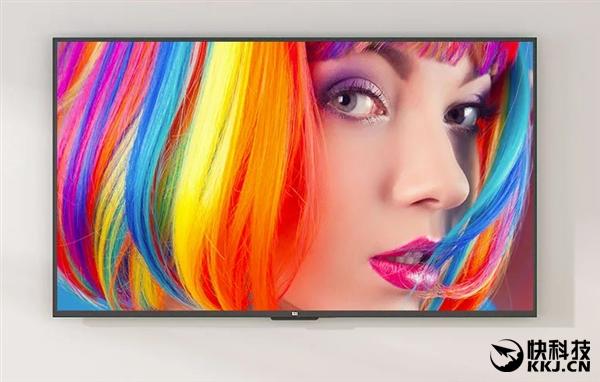 小米电视3s 60英寸限时降价100元:小米之家现货