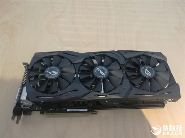 首款非公版GTX 1080 Ti实卡曝光:真乃神器