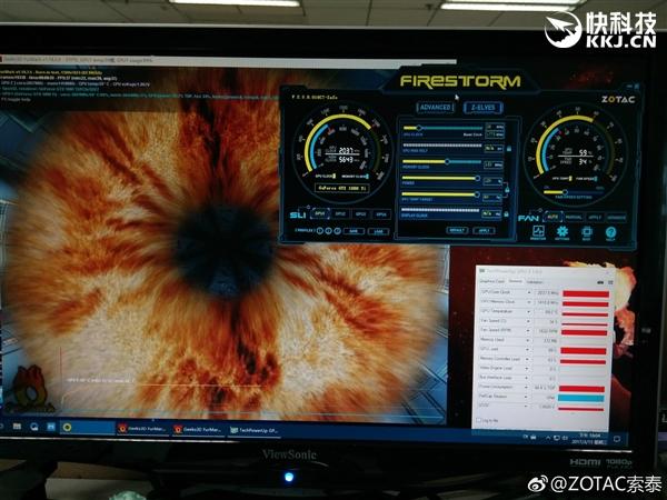 索泰自曝彪悍非公版GTX 1080 Ti:温度吓人!