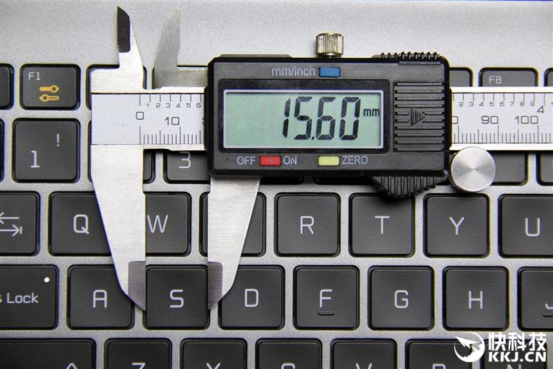 15.2小时全天候续航!LG gram轻薄旗舰15Z970评测