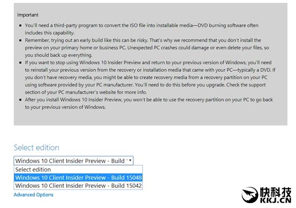 Windows 10 Build 15048 ISO镜像下载:无限接近正式版