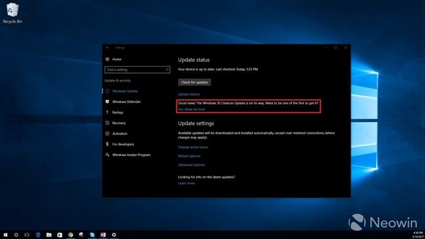 Windows 10正式版更新14393.953/10586.839推送