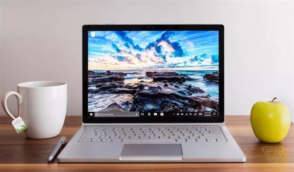 PK新MBP!微软Surface Book 2曝光:4月发、弃分体设计