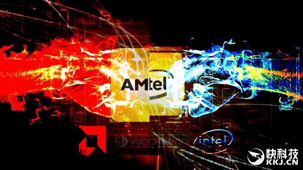 AMD Ryzen上市两周后 Intel彻底慌了!