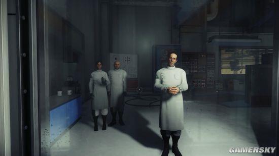 《掠食》惊悚开场:外星怪物占领空间站