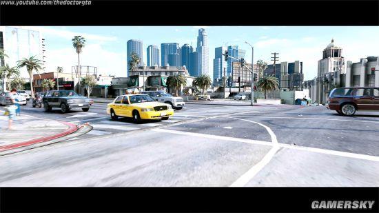 美国男子玩《GTA5》把双路1080烧坏了 因画面太逼真