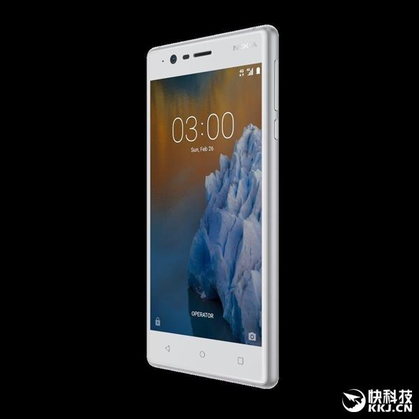 Nokia 3配置完全曝光!1000块钱就买这?