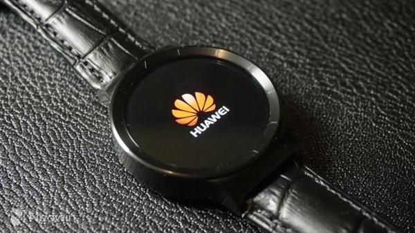 给力!华为手表一代升级Android Wear 2.0