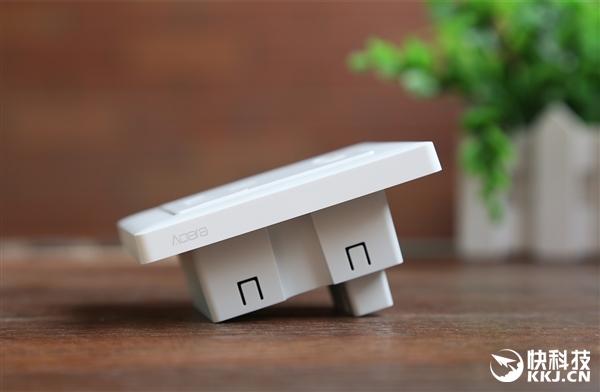 绿米智能墙壁插座/开关图赏:能用50年