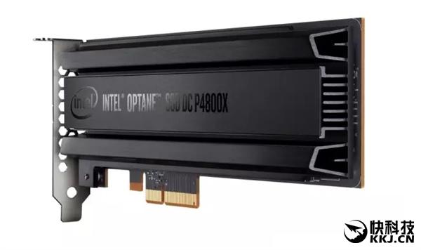 Intel黑科技闪腾SSD正式出世:阿里巴巴/腾讯国内首发