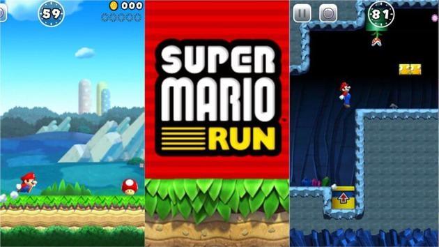 任天堂《超级马里奥Run》正式登录Android!