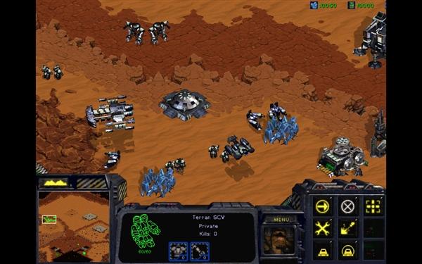 《星际争霸》高清重制版画面对比:差异明显的照片 - 6