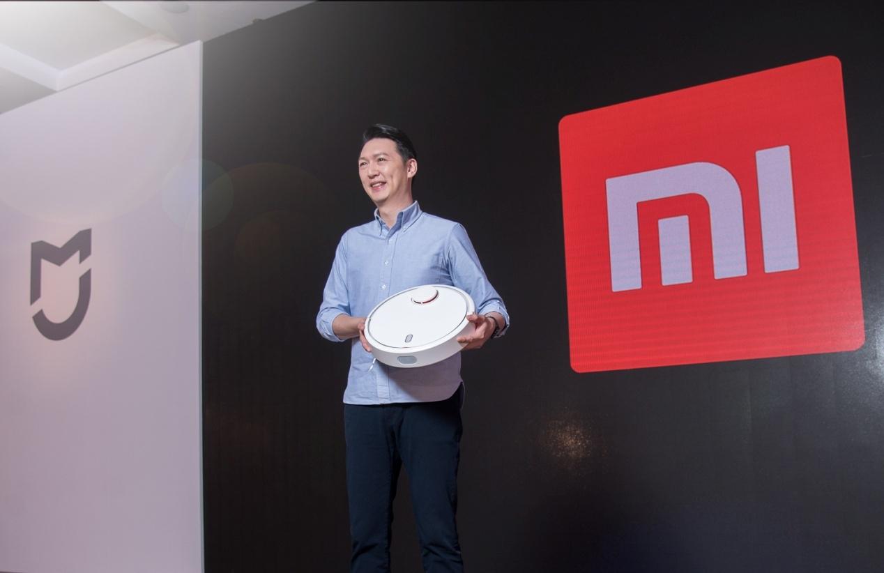 新闻中心 家电数码 智能家居 > 小米生态链品牌米家登陆台湾 首发扫地