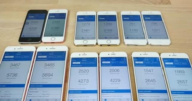 iOS 10.3正式版下iPhone6/6S/7体验!升级后多出2GB空间