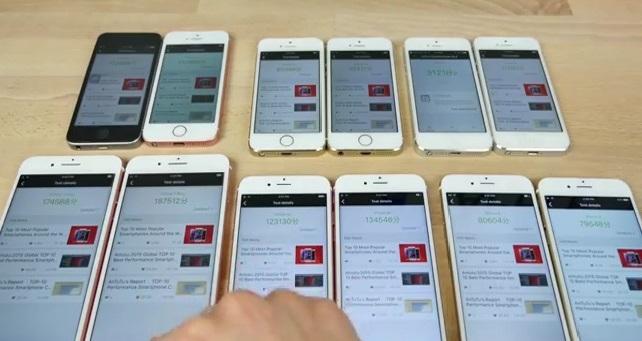 对比iOS 10.2.1!各代iPhone升级iOS 10.3速度体验