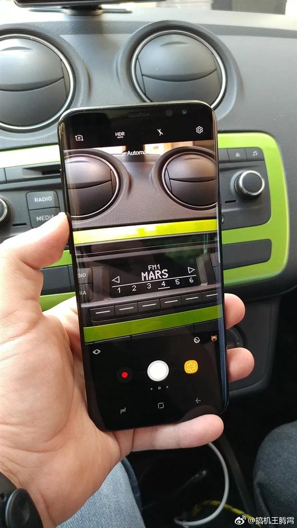 三星S8/S8+真机多图曝光:越看越冲动!