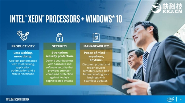 提速降功耗!Xeon E3-1200 v6发布:桌面没法用