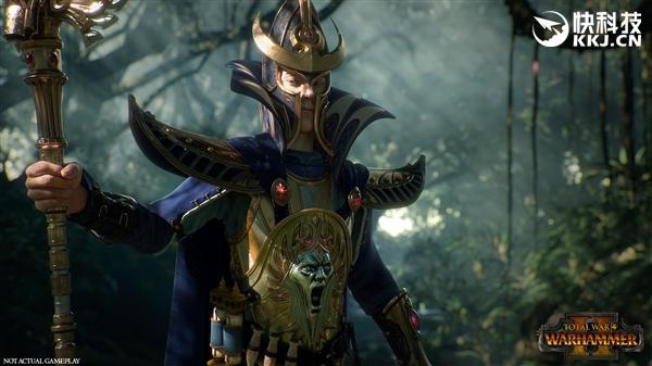 世嘉宣布《战锤2:全面战争》