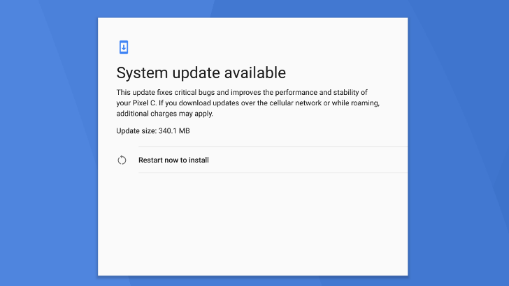 Android 7.1.2正式版开始推送!Nexus 6P获得指纹手势支持